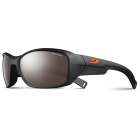 Julbo Rookie Spectron 4 Sonnenbrille 8-12Y Kinder matt black-brown flash silver